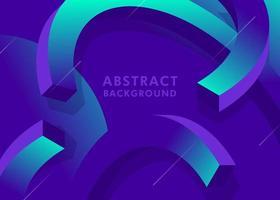 Diseño de fondo abstracto 3d