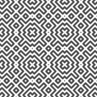 Abstract seamless diagonal cross square shapes pattern. Abstract geometric pattern for various design purposes. vector