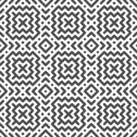 Abstract seamless diagonal cross square zigzag shapes pattern. Abstract geometric pattern for various design purposes. vector