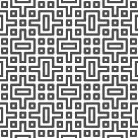 Abstract seamless square shapes pattern. Abstract geometric pattern for various design purposes.