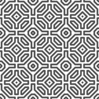 Abstract seamless octagonal square shapes pattern. Abstract geometric pattern for various design purposes.