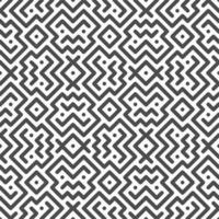 Abstract seamless rotated symmetrical square, dot, shapes pattern. Abstract geometric pattern for various design purposes. vector