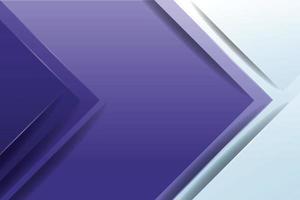 diseño de fondo púrpura abstracto moderno vector