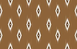 abstract ethnic oriental ikat seamless pattern traditional vector