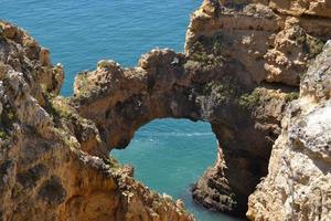 Coast of the Algarve photo
