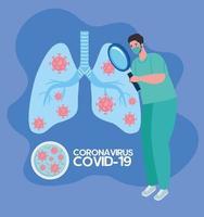 medical vaccine research for coronavirus vector