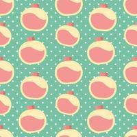 Perfume seamless pattern illustration vector
