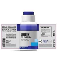 etiqueta de botella, diseño de plantilla de paquete, diseño de etiqueta, plantilla de etiqueta de diseño simulado, diseño de etiqueta de producto vector