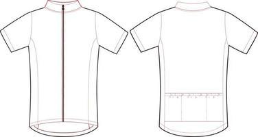 camiseta básica de la plantilla de ilustraciones del cliente vector