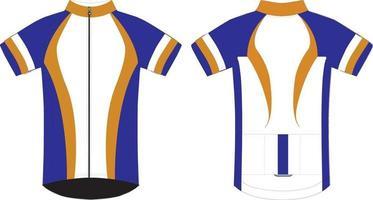 maquetas de jersey de líder de equipo vector