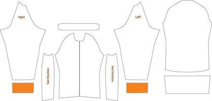 diseño de patrón de jersey de peloton ls vector