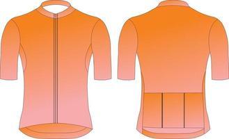 Custom mountain bike jerseys Template for Women vector