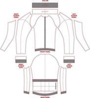 Sidewinder SoftShell Jacket Artworks Patterns