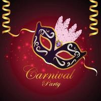 Carnival flat concept party design