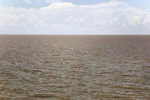 Atlantic ocean view photo