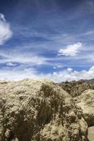 valle de la luna en bolivia