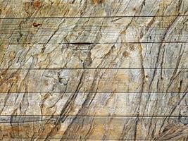 Panel de listones de madera para fondo o textura. foto