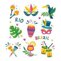 Rio Carnaval Party Items