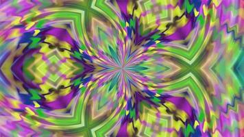 fundo abstrato embaçado de néon multicolorido brilhante