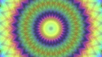 abstracte veelkleurige achtergrond caleidoscoop mandala
