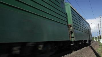 o trem de carga