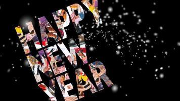 nytt år rörelsekort video