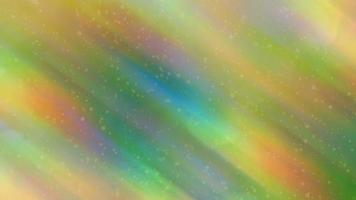 Abstract Multicolored Blurred Background with Particles