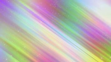 movendo fundo multicolorido abstrato com faíscas video