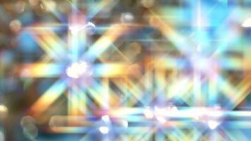 fondo brillante iridiscente abstracto video