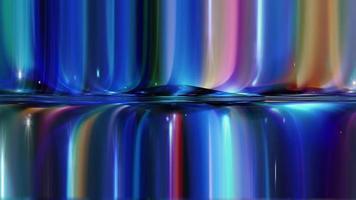 fundo multicolorido fluindo abstrato