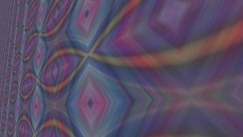 abstrakter strukturierter gemusterter mehrfarbiger Hintergrund video