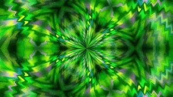 fundo abstrato borrado néon verde brilhante
