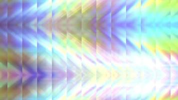 Abstract Blurred Background with Rainbow Lines