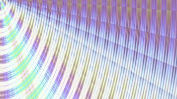 fundo desfocado abstrato com linhas do arco-íris video