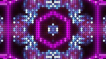 Fondo multicolor con textura abstracta con adornos