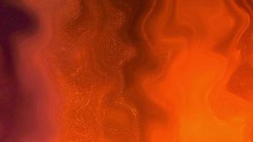 Abstract Red-Orange Background in The Form of A Flame video