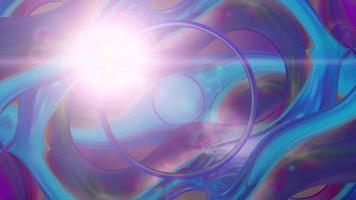 Fondo azul futurista con textura abstracta