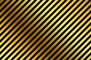 Black and Gold Stripes Background vector