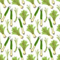 lemongrass vector seamless pattern background vector. Background for menu, packaging, wrappers, kitchen prints, spice shop