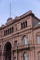 Casa Rosada in Buenos Aires photo