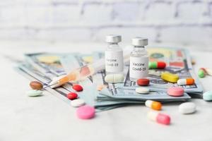 concepto de cuidado de la salud caro