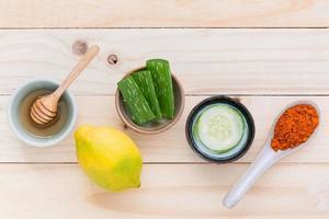 Organic body scrub ingredients