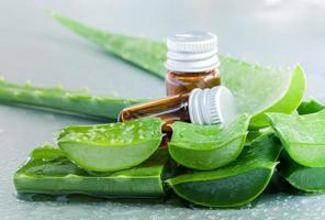 Essential oils and aloe vera