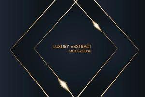 dark and black luxury abstract modern background vector