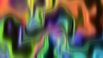Fondo animado multicolor abstracto