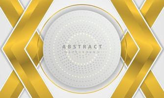 Modern abstract gold line silver background vector. Elegant concept design vector. Vector design template for use frame, cover, banner, card