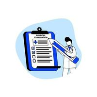 Medical and Healthcare icon concept