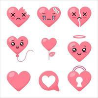 Cute Love Vector