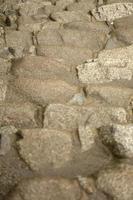 escaleras de piedra antiguas foto