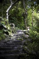 Machu Picchu en Perú foto
